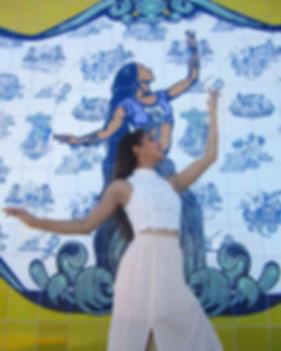 Joya Tile Mural Artesia Public Library.J
