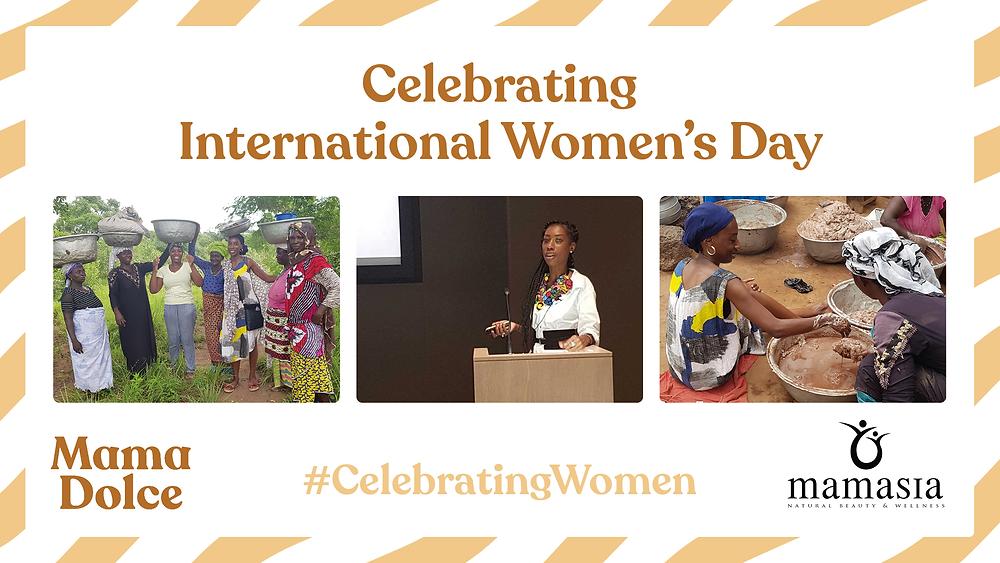 Celebrating International Women's Day with female entrepreneur Maame Opoku