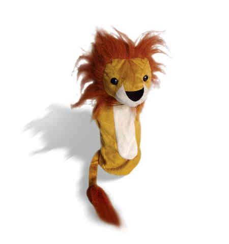 J364 - Lion Puppet