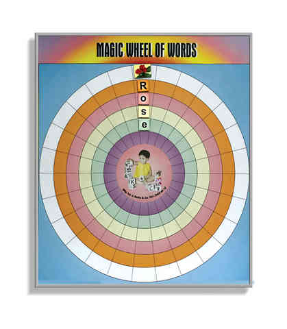 J237B - Magic Wheel to See and Spell