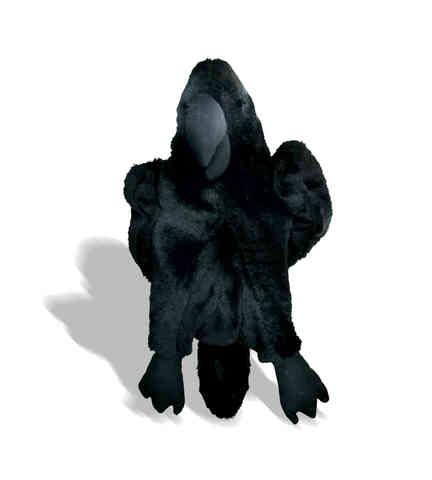 J373 - Crow Puppet