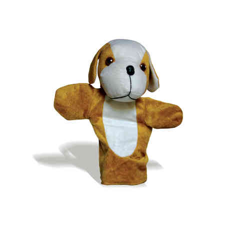 J371 - Dog Puppet