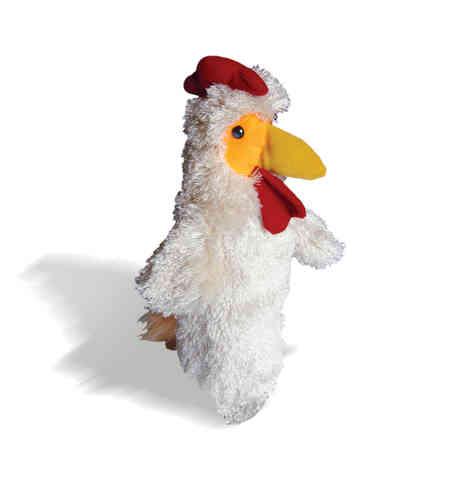 J378 - Hen Puppet