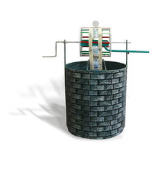 J126 - Water Pulley (Rahat)