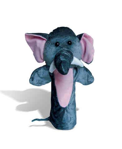 J365 - Elephant Puppet