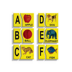 J176 - Alphabet with Pictures