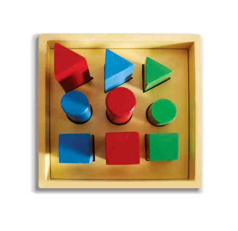 J24 - Beginner's shapes