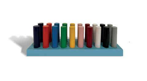 J31 - Colour Pairing Board (20 Pegs)
