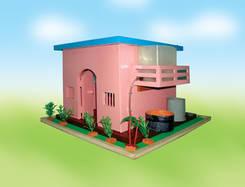 Rain Water Harvesting Model