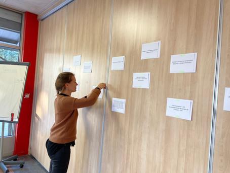 Cécile Ribreau ou l'art d'apprendre à travailler en équipe !