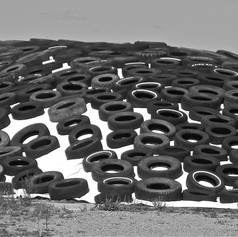 Tire Mountain