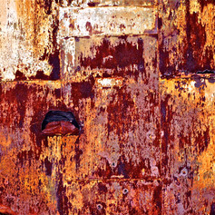 Rusted Red