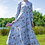 Thumbnail: Pistachio Long Sleeved Floral Maxi Dress