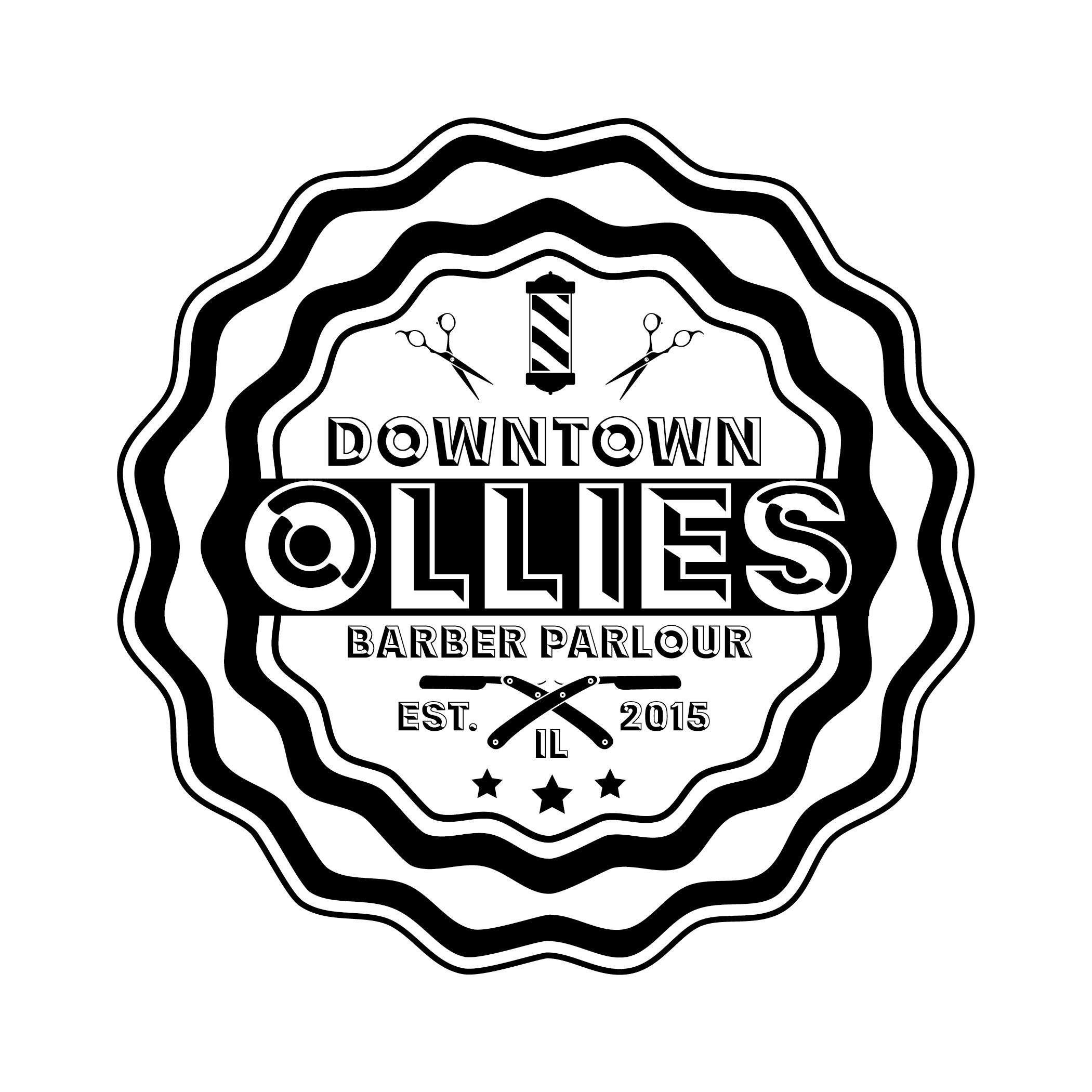 Downtown Ollies Barber Parlour