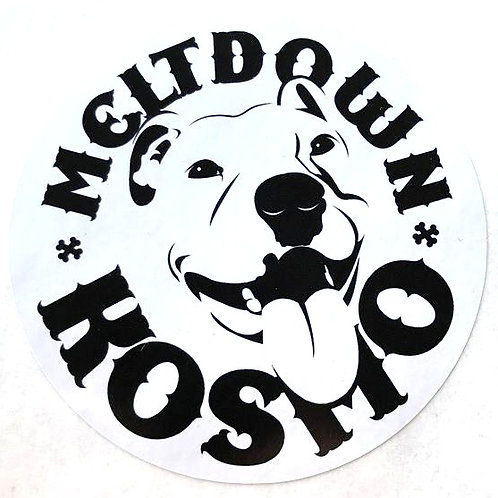 Meltdown Kosmo Sticker