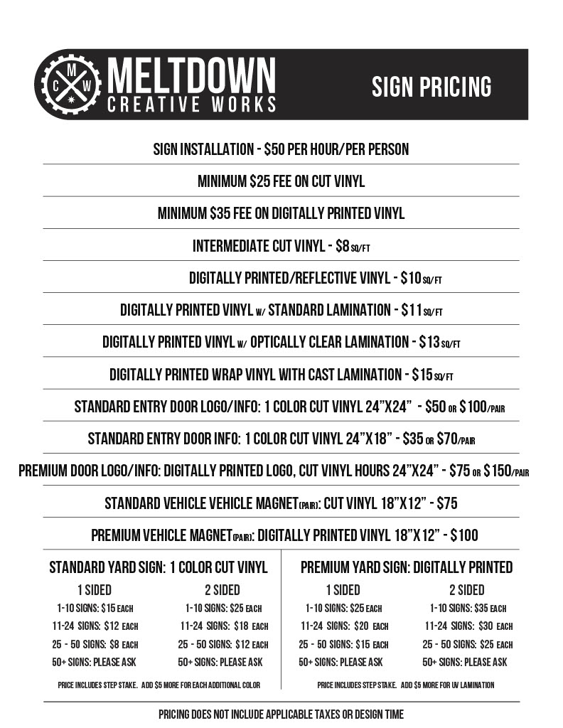 MCW Pricing Sheets - Signs_Vinyl1024_1