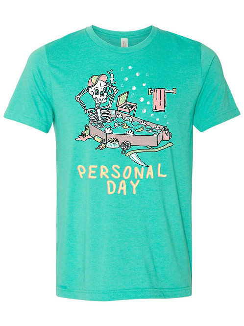 Personal Day Tee