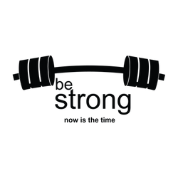Be Strong Now is the Time