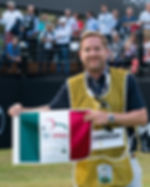 Jamie Lane, 76 Italian Open ©golfFILE
