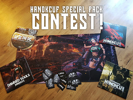 TRY TO WIN ONE HANDKCUF SPECIAL PACK