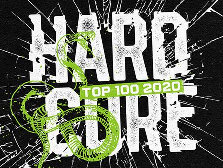 HARDCORE TOP 100 - 2020