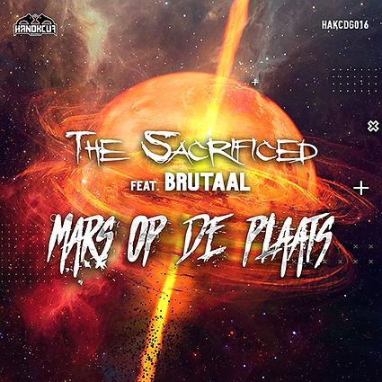 Mars Op De Plaats