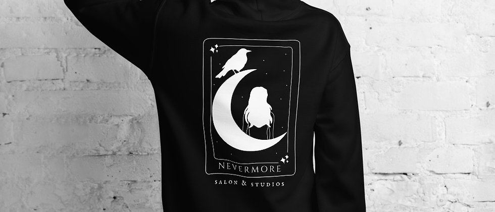 The Nevermore Card Hoodie