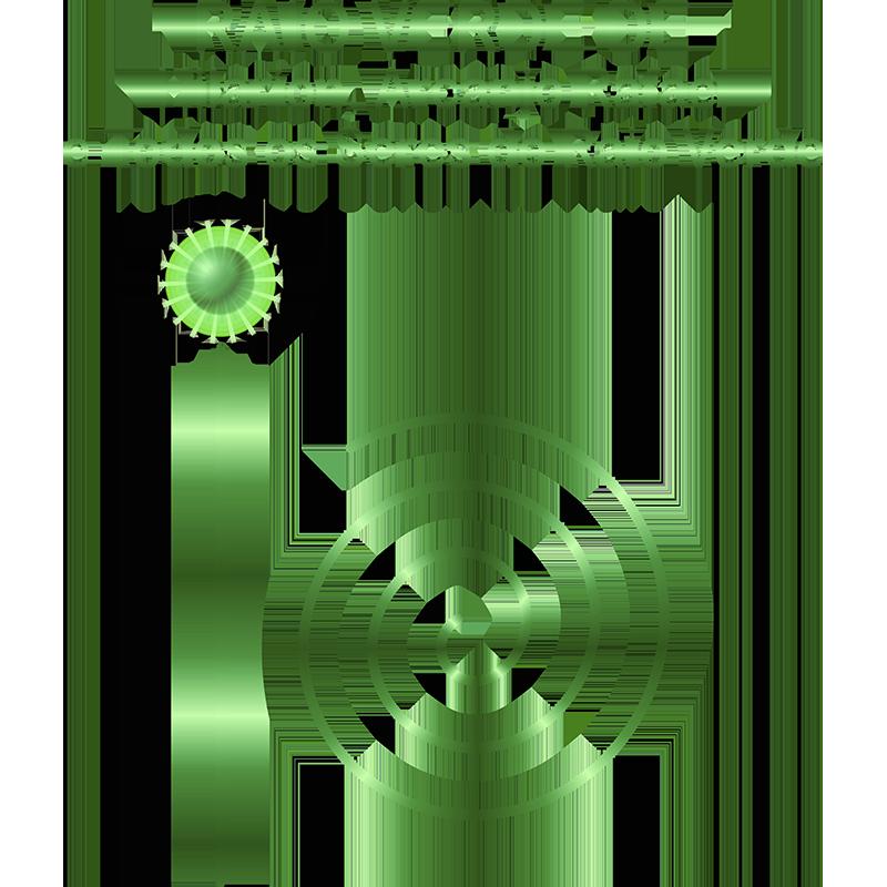 RAIO VERDE DE HILARION