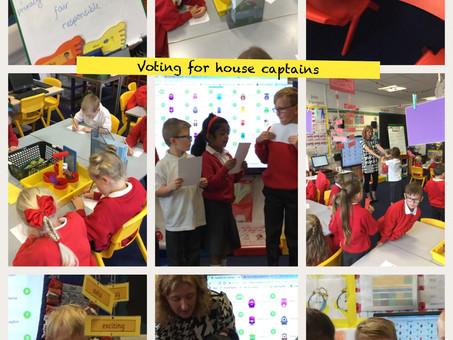 Voting for House Captains