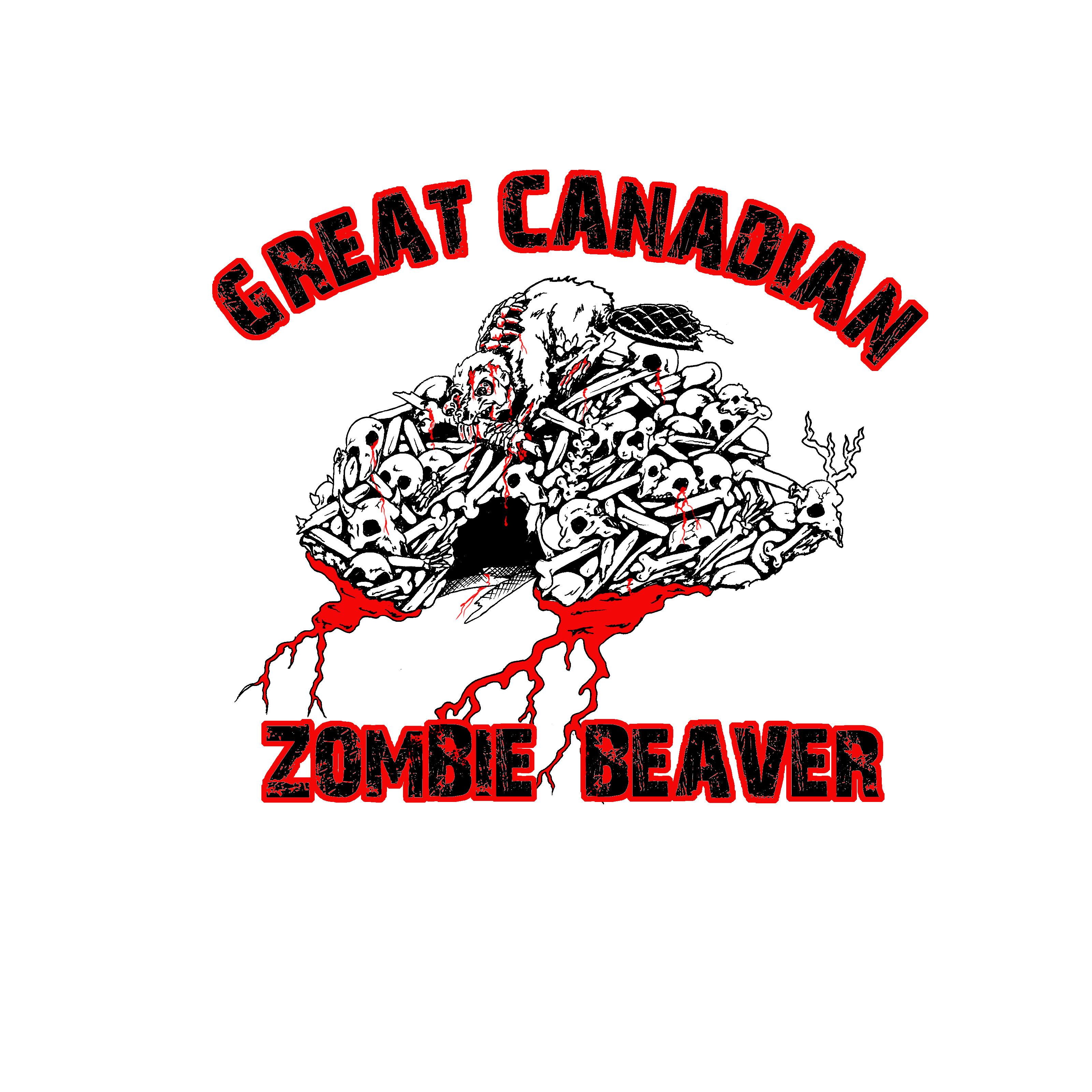 zombie beaver