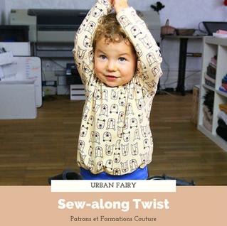 Sew-Along du sweat Twist