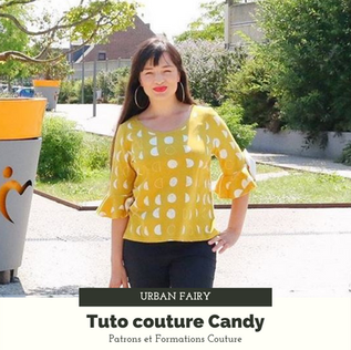 Tuto Couture Candy