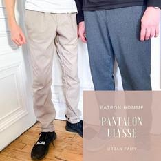 Le pantalon Ulysse