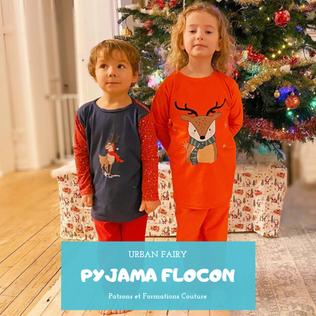 Le pyjama Flocon !