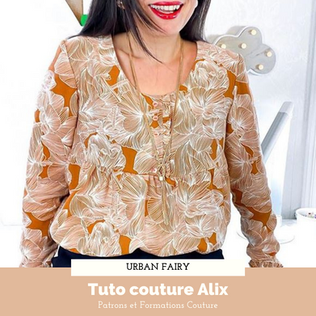 Tuto couture Alix