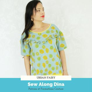 Sew along Dina