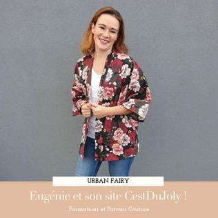 Eugénie, notre nouvelle testeuse et son site Cestdujoly !