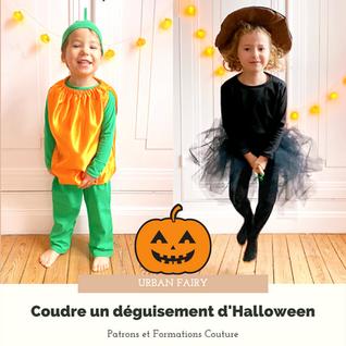 Tuto : Coudre des déguisements d'Halloween