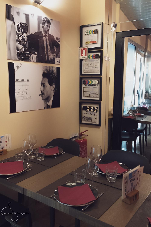 Il ristoro La Bottega Del Parco di Roberto Farnesi a Pisa