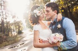 Wedding photosession, Russia