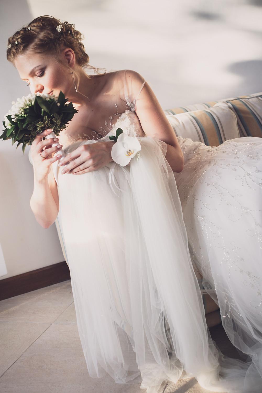 Servizio fotografico preparativi sposa