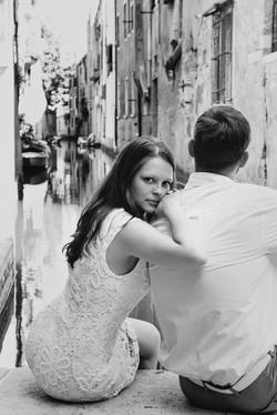 Wedding photosession, Venice