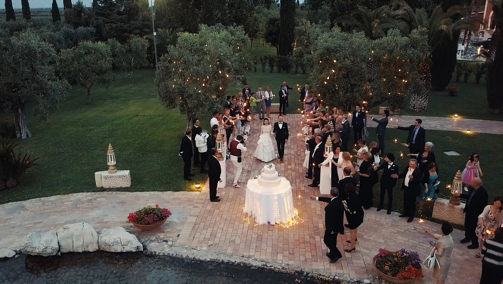 Video matrimonio in Puglia