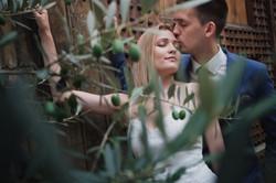 Wedding photosession, Florence