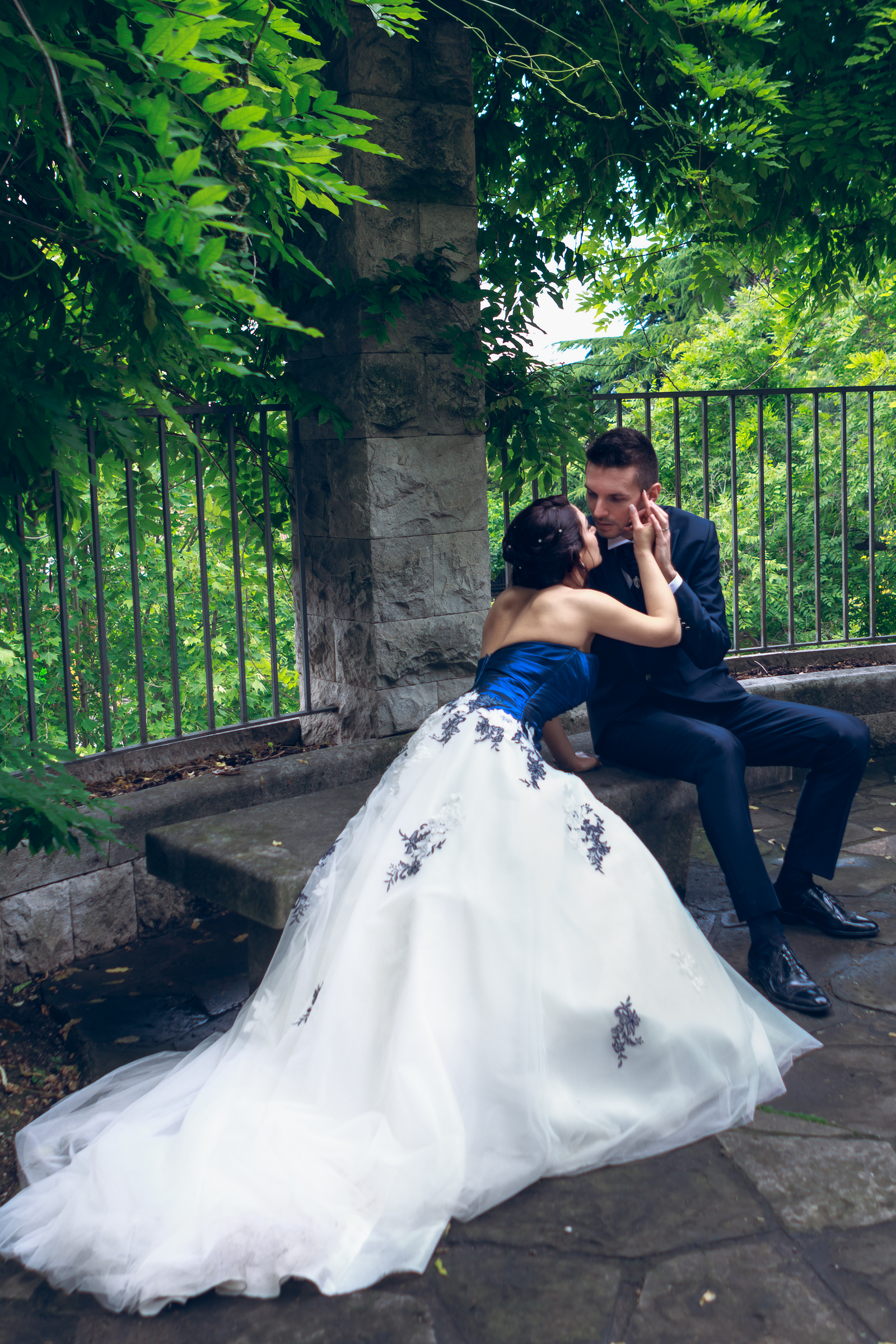 Wedding photosession, Trieste