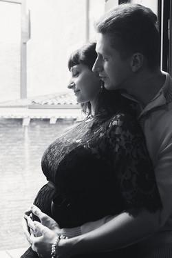 Prenatal photosession Venice