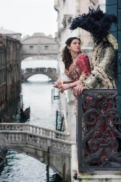 Love story, Italy, Venice