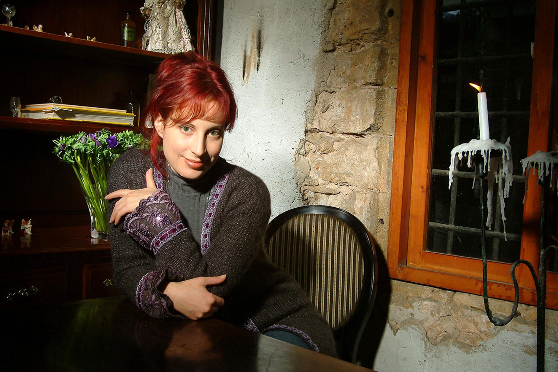 Hagar Yanai - Author