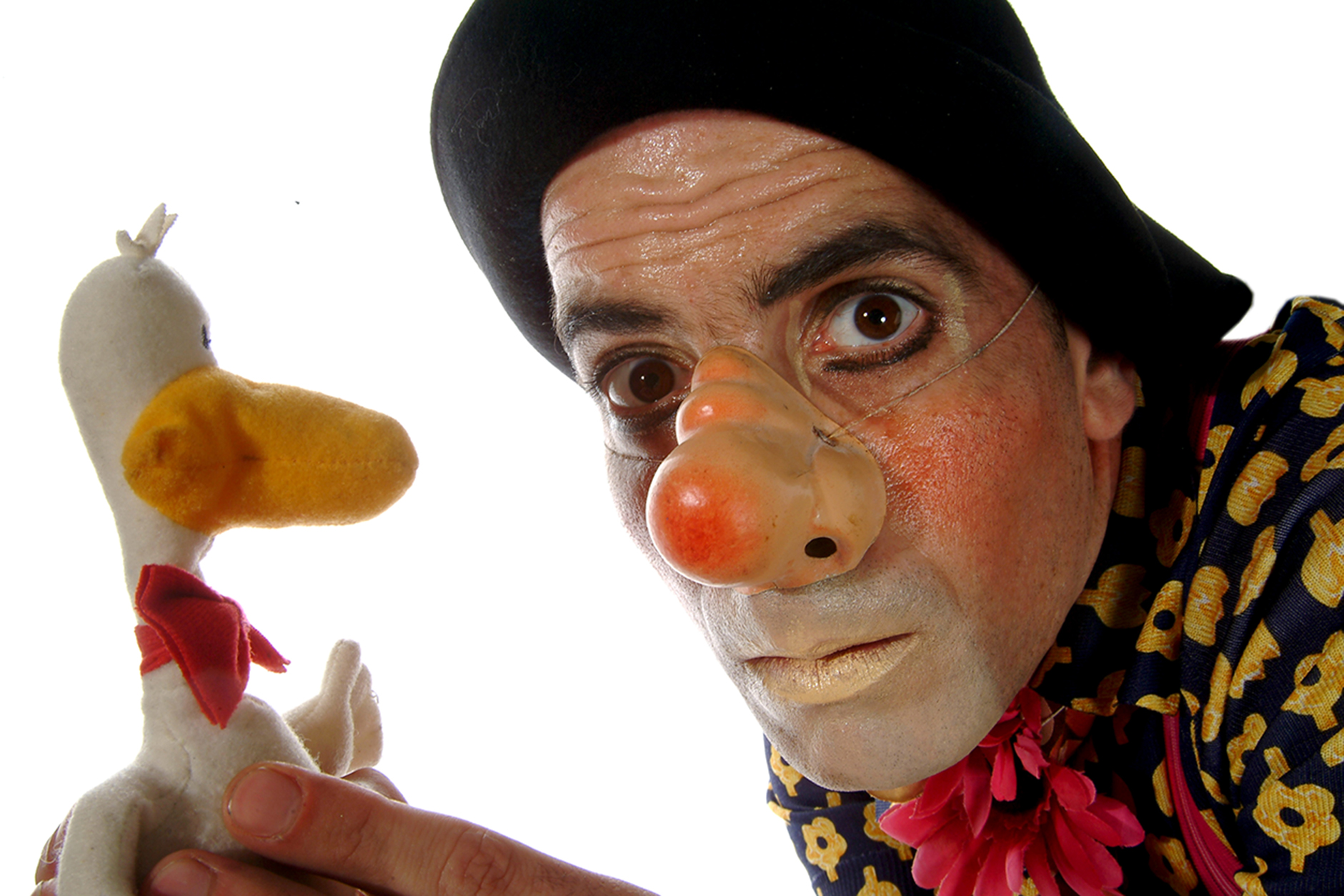Noam Inbar - Medical Clown