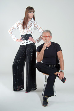 Gidon Oberzon - Fashion Designer
